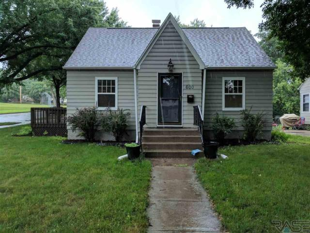 600 S West Ave, Sioux Falls, SD 57104 (MLS #21803660) :: Tyler Goff Group