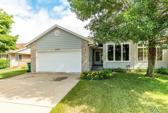 3407 S Goldenrod Ln, Sioux Falls, SD 57110 (MLS #21803809) :: Tyler Goff Group
