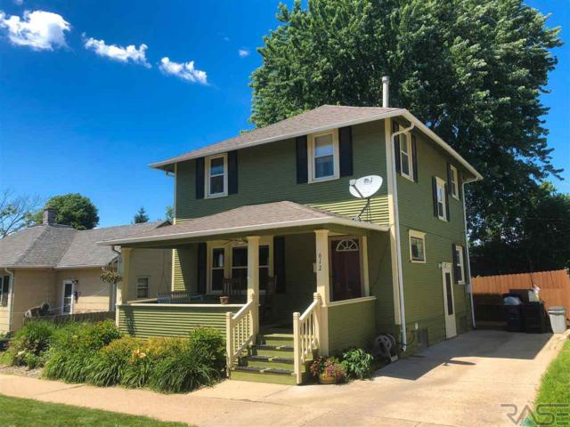 612 W 3rd St, Sioux Falls, SD 57104 (MLS #21804004) :: Tyler Goff Group