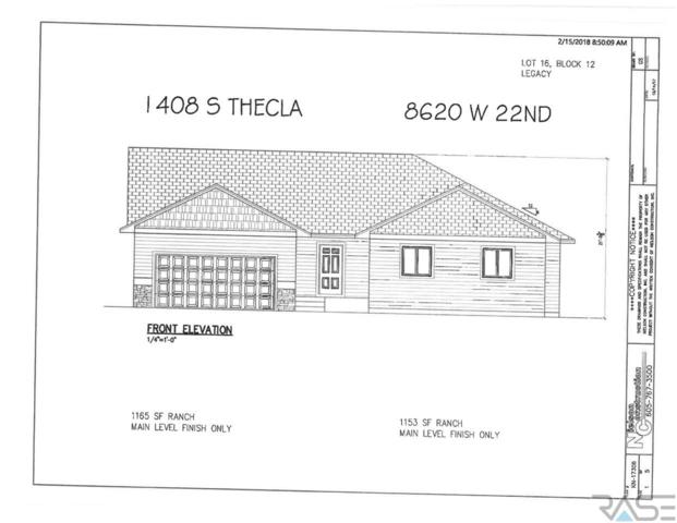 8620 W 22 St, Sioux Falls, SD 57106 (MLS #21804068) :: Tyler Goff Group