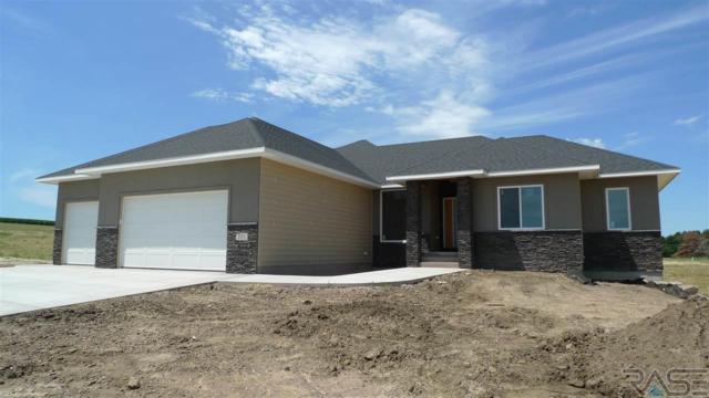 201 N Harvest Hill Cir, Sioux Falls, SD 57110 (MLS #21804369) :: Tyler Goff Group