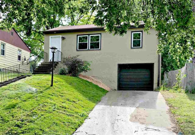 608 S Highland Ave, Sioux Falls, SD 57103 (MLS #21804489) :: Tyler Goff Group