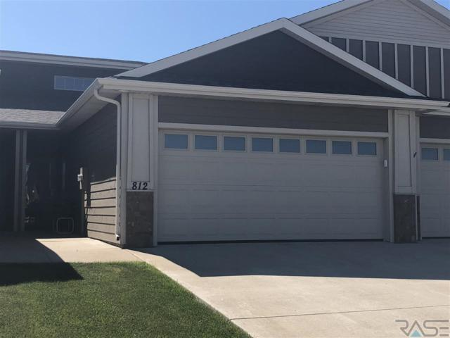 812 E El Dorado Ct, Sioux Falls, SD 57108 (MLS #21804549) :: Tyler Goff Group