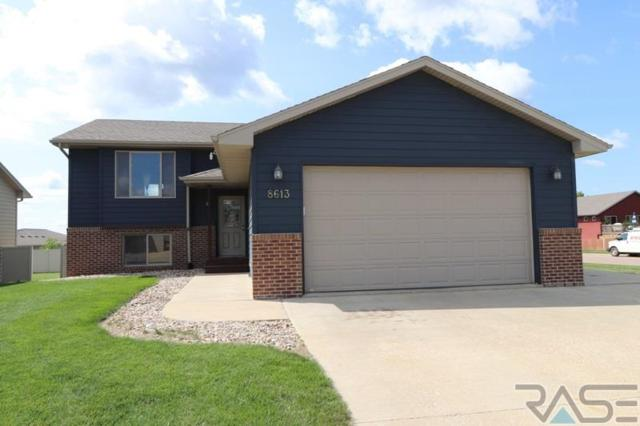 8613 W Lavern Wipf St, Sioux Falls, SD 57106 (MLS #21804614) :: Tyler Goff Group