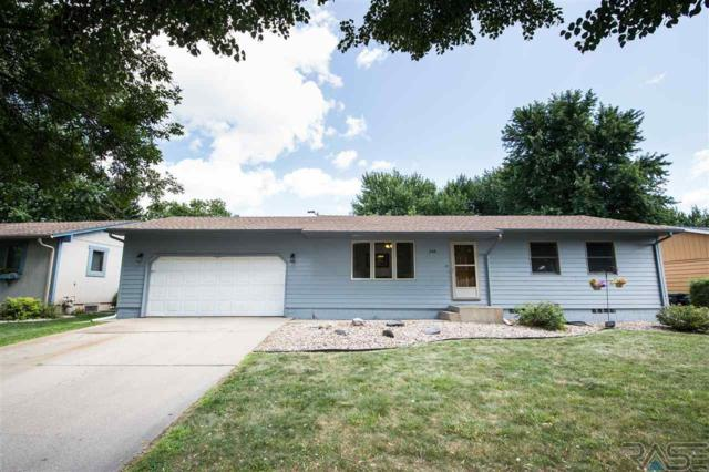 348 N Holiday Ave, Sioux Falls, SD 57103 (MLS #21804708) :: Tyler Goff Group