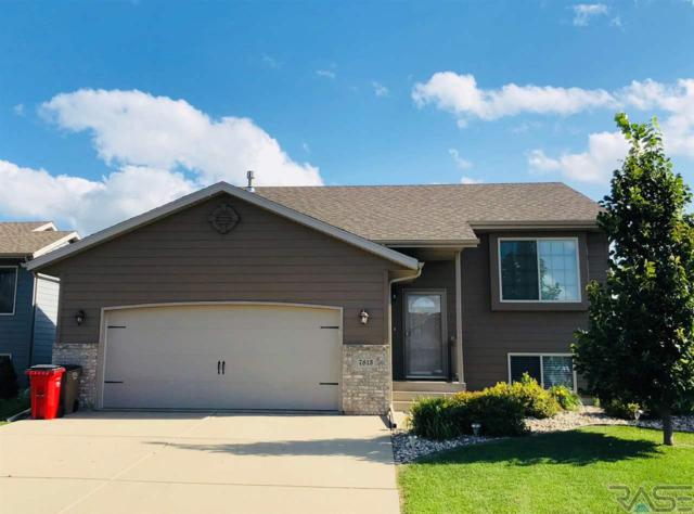 7813 Wilson Dr, Sioux Falls, SD 57106 (MLS #21804750) :: Tyler Goff Group