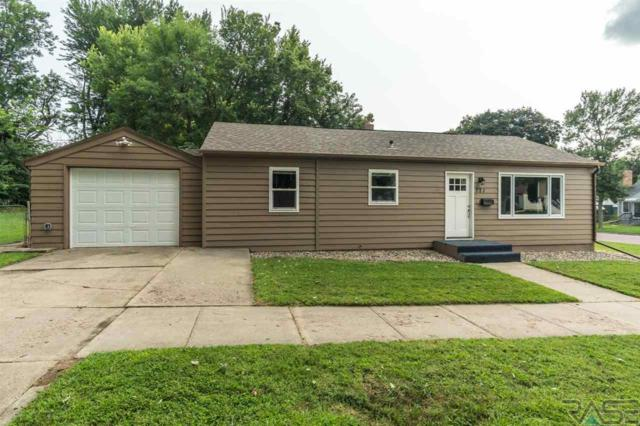 721 W 31st St, Sioux Falls, SD 57105 (MLS #21804854) :: Tyler Goff Group