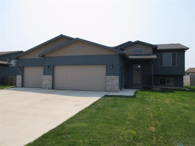 4305 W Pennsylvania Cir, Sioux Falls, SD 57107 (MLS #21804959) :: Tyler Goff Group