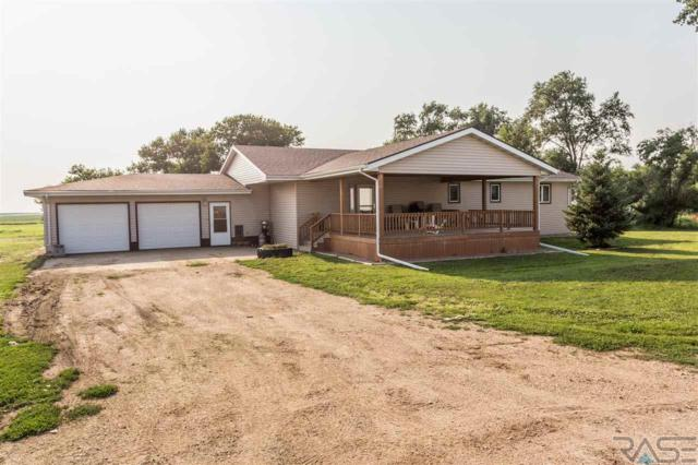 43762 269th St, Bridgewater, SD 57319 (MLS #21804985) :: Tyler Goff Group