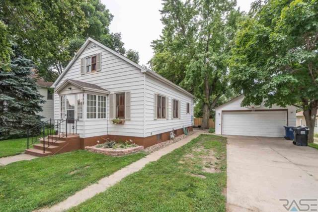 117 E 3rd Ave, Lennox, SD 57039 (MLS #21805036) :: Tyler Goff Group