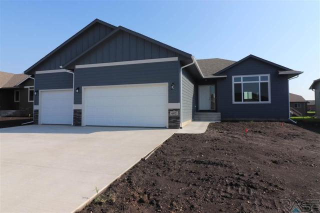 602 Marie Dr, Harrisburg, SD 57032 (MLS #21805106) :: Tyler Goff Group