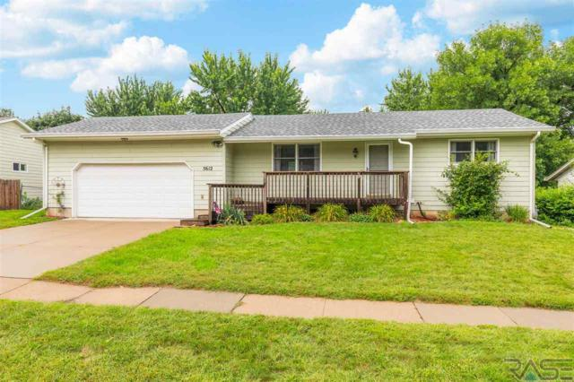 5612 W Pebble Creek Rd, Sioux Falls, SD 57106 (MLS #21805123) :: Tyler Goff Group