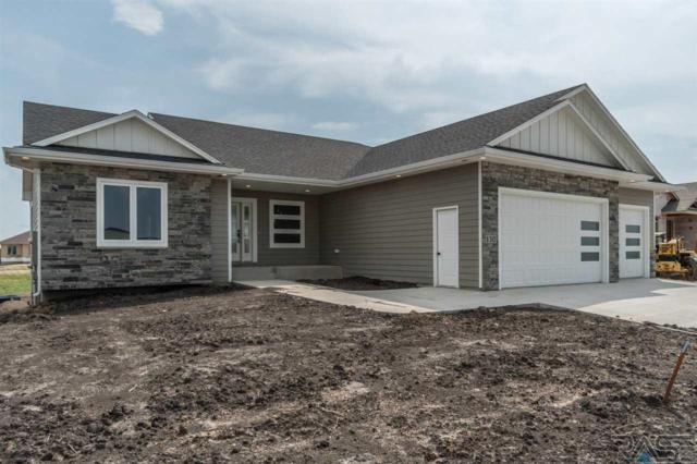 130 Bedrock Cir, Harrisburg, SD 57032 (MLS #21805126) :: Tyler Goff Group