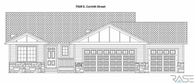 7509 E Corinth St, Sioux Falls, SD 57110 (MLS #21805794) :: Tyler Goff Group