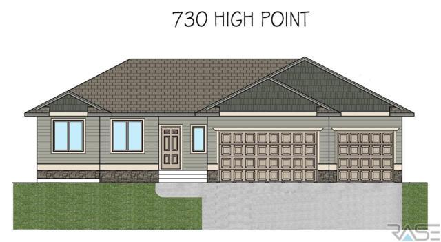 730 W High Pointe St, Tea, SD 57064 (MLS #21805875) :: Tyler Goff Group