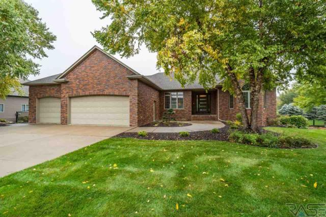 5900 S Prairie View Ct, Sioux Falls, SD 57108 (MLS #21806351) :: Tyler Goff Group