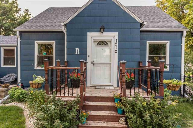 1212 E 24th St, Sioux Falls, SD 57105 (MLS #21806509) :: Tyler Goff Group