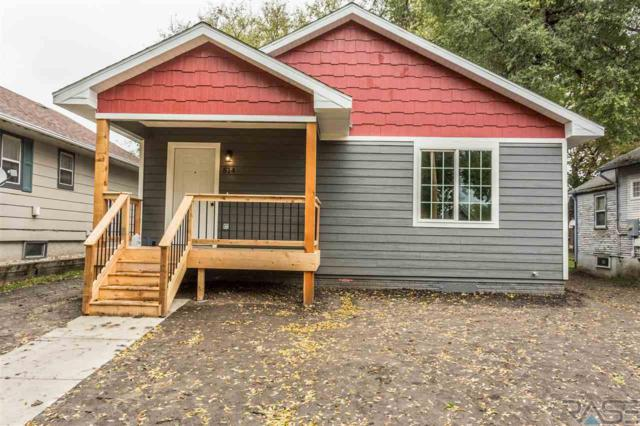 514 N Indiana Ave, Sioux Falls, SD 57104 (MLS #21806511) :: Tyler Goff Group