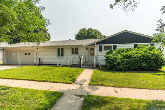 808 Washington Ave, Dell Rapids, SD 57022 (MLS #21806527) :: Tyler Goff Group