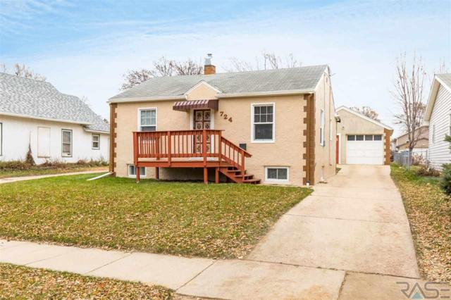 724 N Blauvelt Ave, Sioux Falls, SD 57103 (MLS #21807104) :: Tyler Goff Group