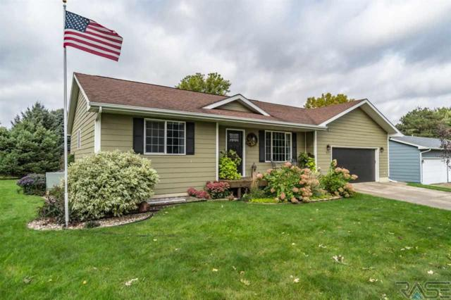 507 Mae Rose Dr, Valley Springs, SD 57068 (MLS #21807209) :: Tyler Goff Group