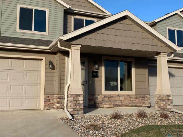 2812 E Brome Pl, Sioux Falls, SD 57108 (MLS #21807226) :: Tyler Goff Group