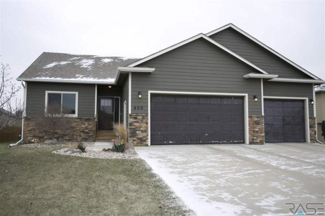 600 S Columbia St, Harrisburg, SD 57032 (MLS #21807333) :: Tyler Goff Group