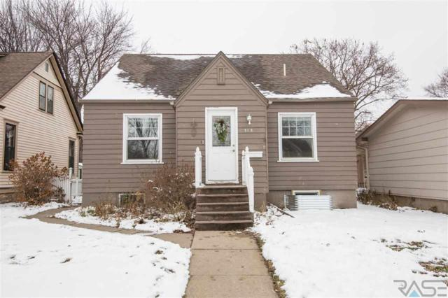 212 E 1st St, Canton, SD 57013 (MLS #21807348) :: Tyler Goff Group