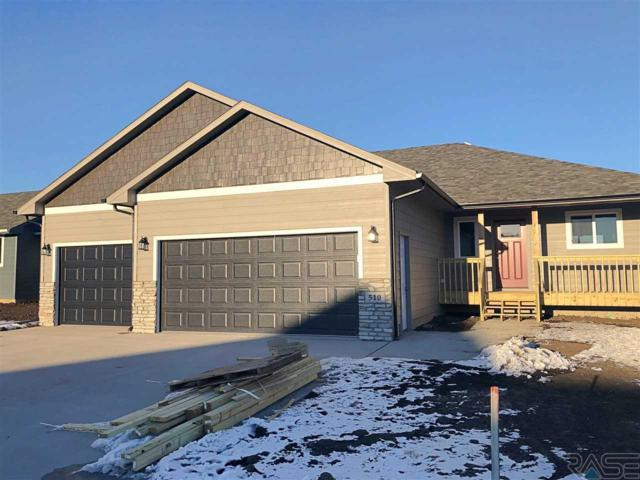 510 Marie Dr, Harrisburg, SD 57032 (MLS #21807395) :: Tyler Goff Group