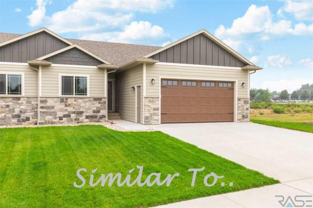 4909 E Cattail Dr, Sioux Falls, SD 57110 (MLS #21807400) :: Tyler Goff Group