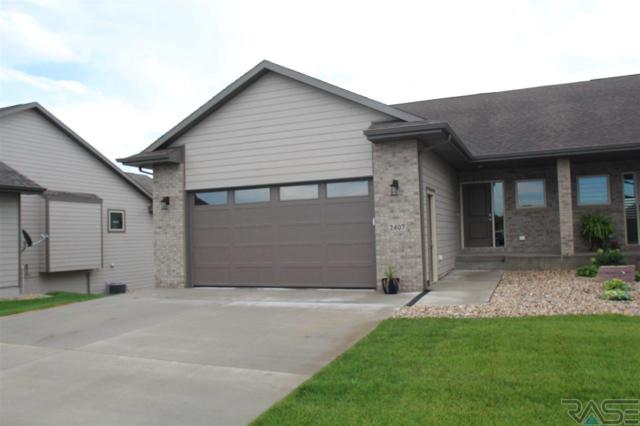 2407 E Tranquility Cir, Sioux Falls, SD 57108 (MLS #21807554) :: Tyler Goff Group