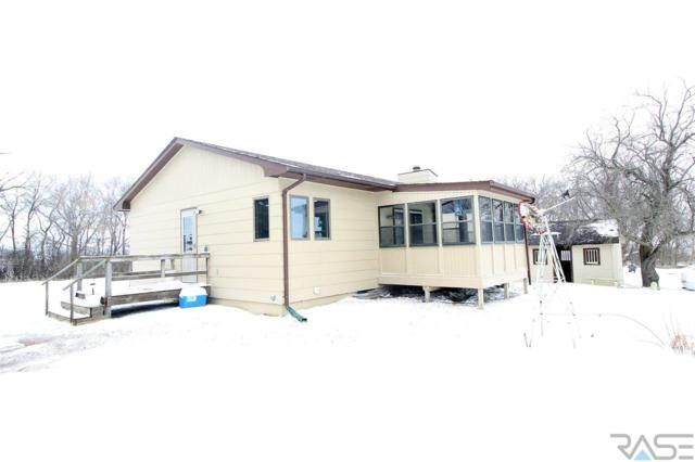 48694 266th St, Valley Springs, SD 57068 (MLS #21900660) :: Tyler Goff Group