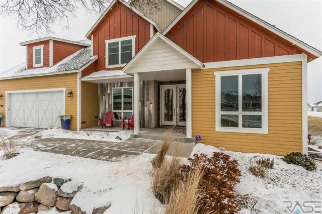 1100 S Scarlet Oak Trl, Sioux Falls, SD 57110 (MLS #21900705) :: Tyler Goff Group