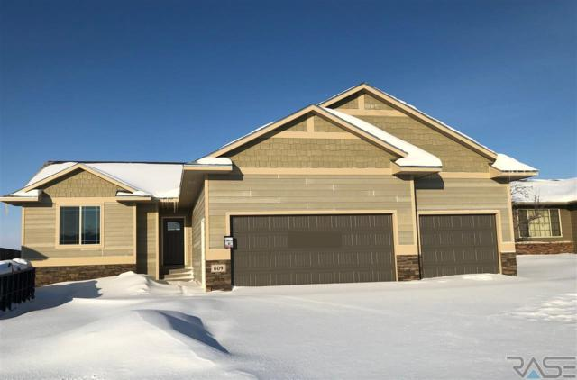 609 United Ave, Harrisburg, SD 57032 (MLS #21900809) :: Tyler Goff Group