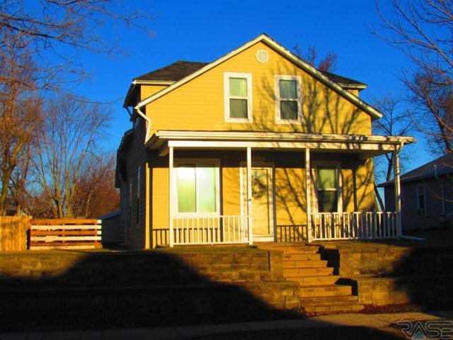 331 N Main Ave, Garretson, SD 57030 (MLS #21902022) :: Tyler Goff Group