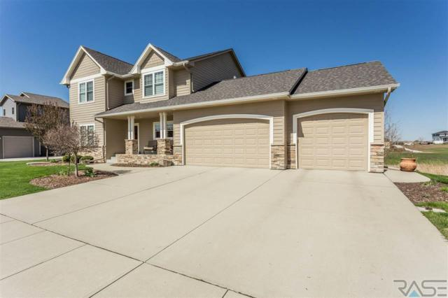 1001 Eagle Run Dr, Dell Rapids, SD 57022 (MLS #21902676) :: Tyler Goff Group