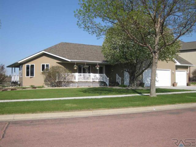 705 Eagle Run, Dell Rapids, SD 57022 (MLS #21902719) :: Tyler Goff Group