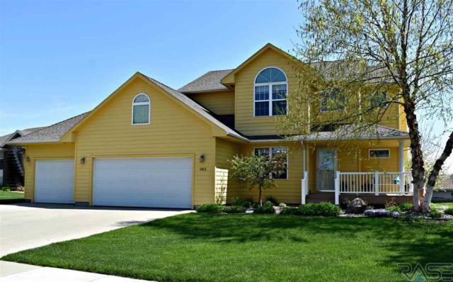 1612 Parkview Blvd, Brandon, SD 57005 (MLS #21902735) :: Tyler Goff Group