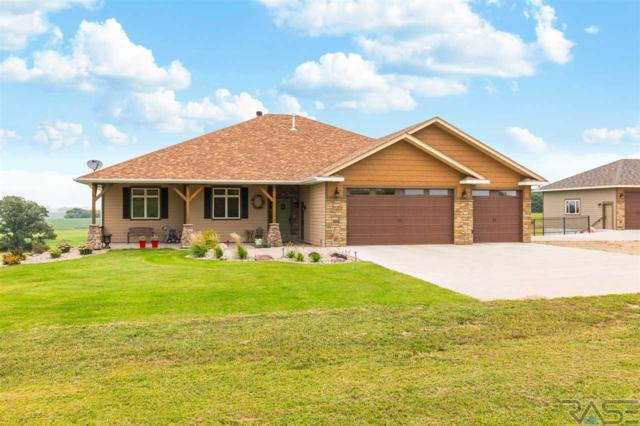 48458 264th St, Valley Springs, SD 57068 (MLS #21902840) :: Tyler Goff Group