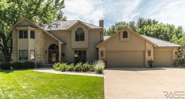 5005 S Caraway Dr, Sioux Falls, SD 57108 (MLS #21903803) :: Tyler Goff Group