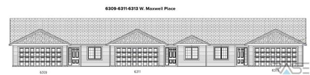6311 W Maxwell Pl, Sioux Falls, SD 57107 (MLS #21903813) :: Tyler Goff Group