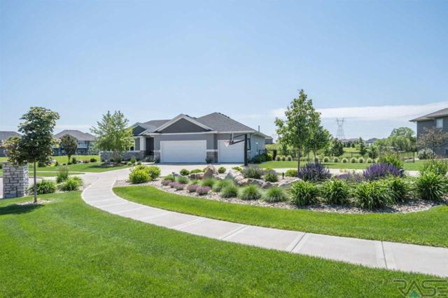 1805 W Thomas Cir, Brandon, SD 57005 (MLS #21903847) :: Tyler Goff Group