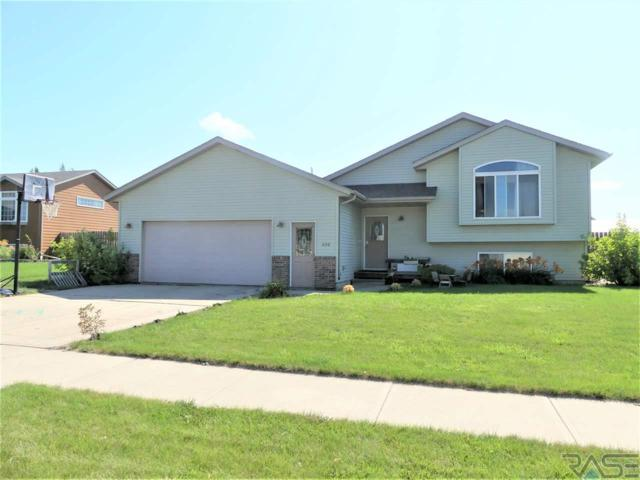 406 Pittsburgh Ave, Harrisburg, SD 57032 (MLS #21905321) :: Tyler Goff Group