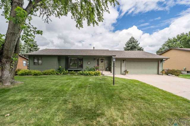 304 E 10th St, Dell Rapids, SD 57022 (MLS #21905476) :: Tyler Goff Group