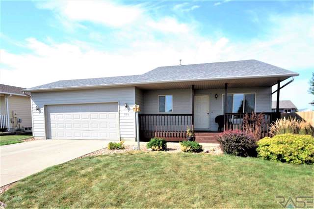 502 Lois Ln, Harrisburg, SD 57032 (MLS #21905543) :: Tyler Goff Group