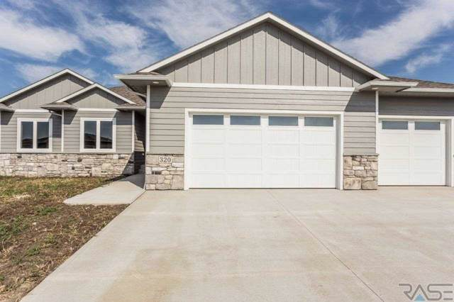 320 S James Ave, Tea, SD 57064 (MLS #21905700) :: Tyler Goff Group