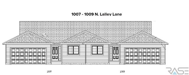 1009 N Lalley Ln, Sioux Falls, SD 57107 (MLS #21905712) :: Tyler Goff Group