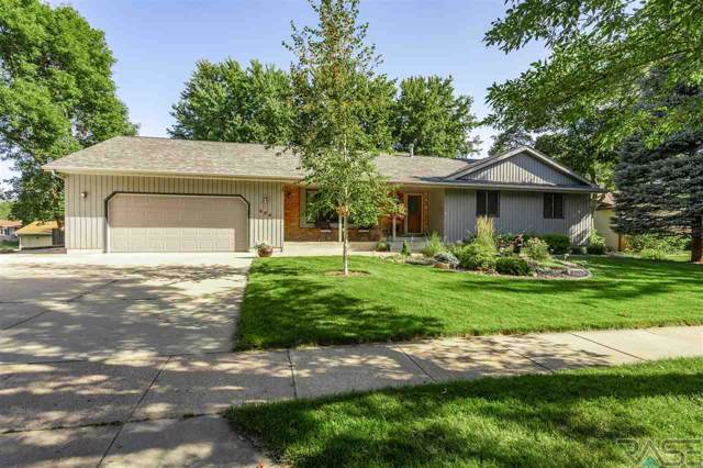604 E Sandpiper Trl, Sioux Falls, SD 57108 (MLS #21905741) :: Tyler Goff Group