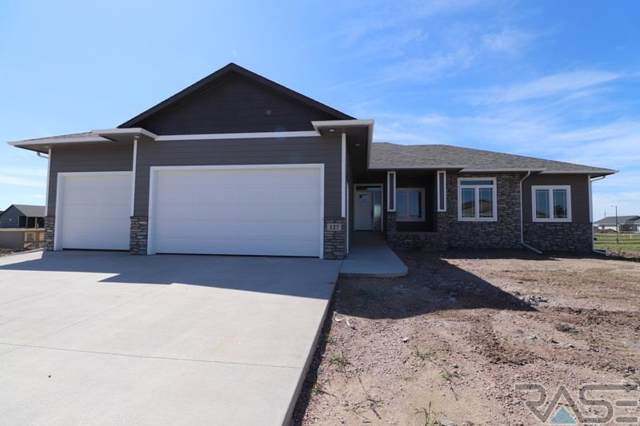 127 Bedrock Cir, Harrisburg, SD 57032 (MLS #21906070) :: Tyler Goff Group