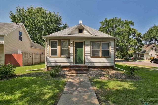235 N Indiana Ave, Sioux Falls, SD 57103 (MLS #21906202) :: Tyler Goff Group